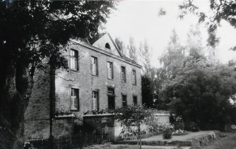 Die alte Hegge 1945