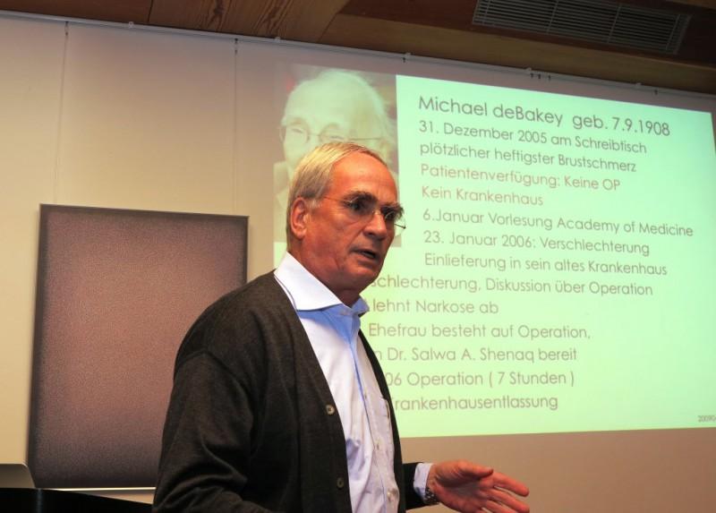 Prof. Zenz