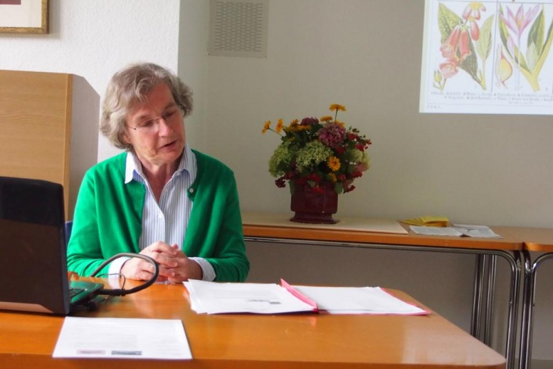 Dr. med. Gerda Bär