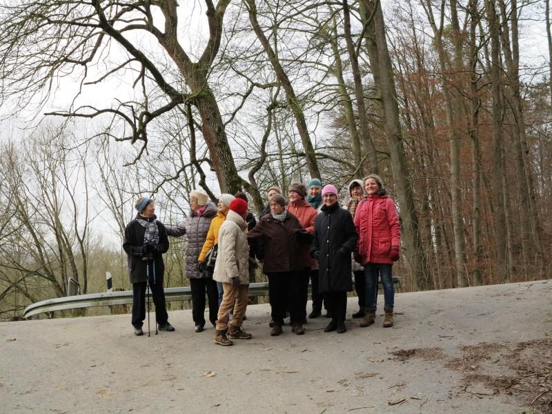 Wanderung nach Schweckhausen