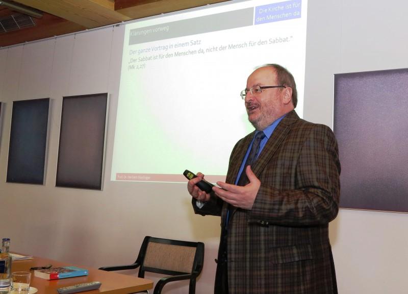 Prof. Dr. Herbert Haslinger
