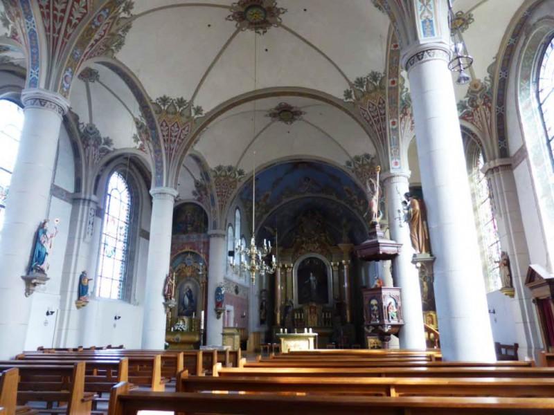 Kirche in Hohenwepel