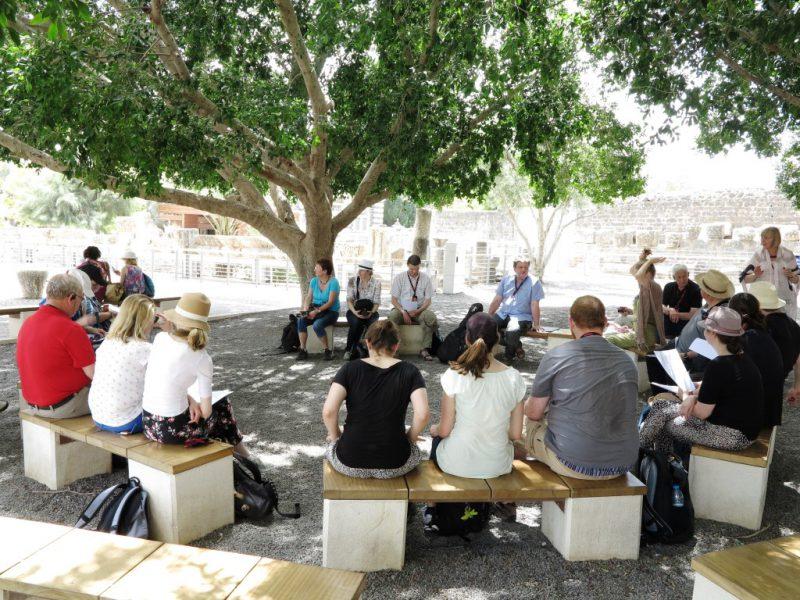 Kafarnaum:Exegese im Schatten