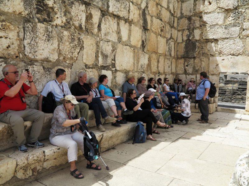 Synagoge in Kafarnaum