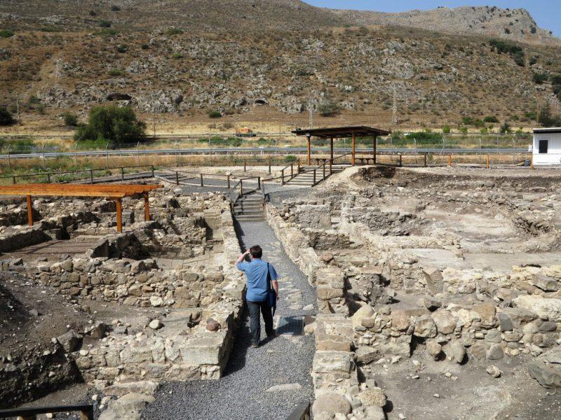 Ausgrabungen in Magdala