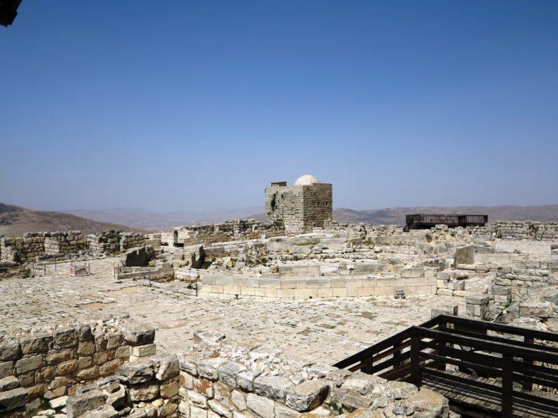 Ausgrabungen auf dem Berg Garizim