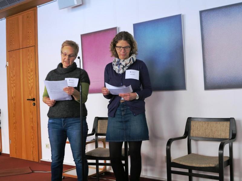 Andrea Flore und Dr. Anne Kirsch: Die Hegge - ernst und heiter