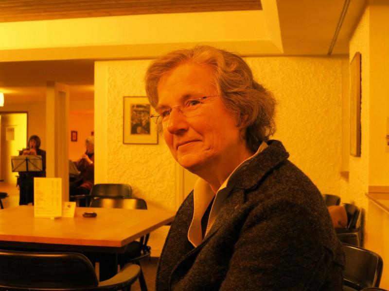 """""""Fastenärztin"""" Dr. Gerda Bär"""
