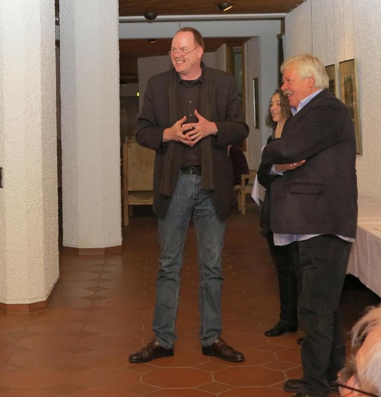 Gerlach Bente und Burkhard Siemsen