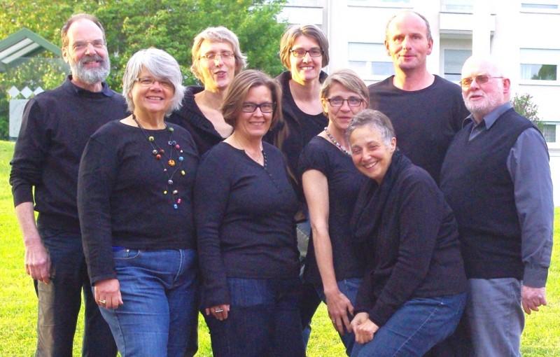 """Das Impro-Theater-Ensemble """"Kaltstart"""""""