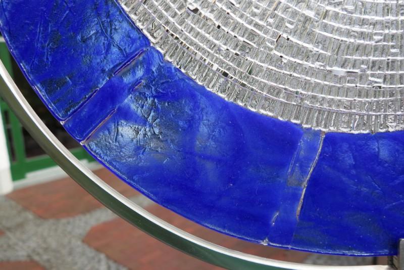 "Detailansicht Marion Hempel, ""Blue Moon"""