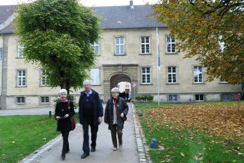 Exkursion zum Kloster Dalheim