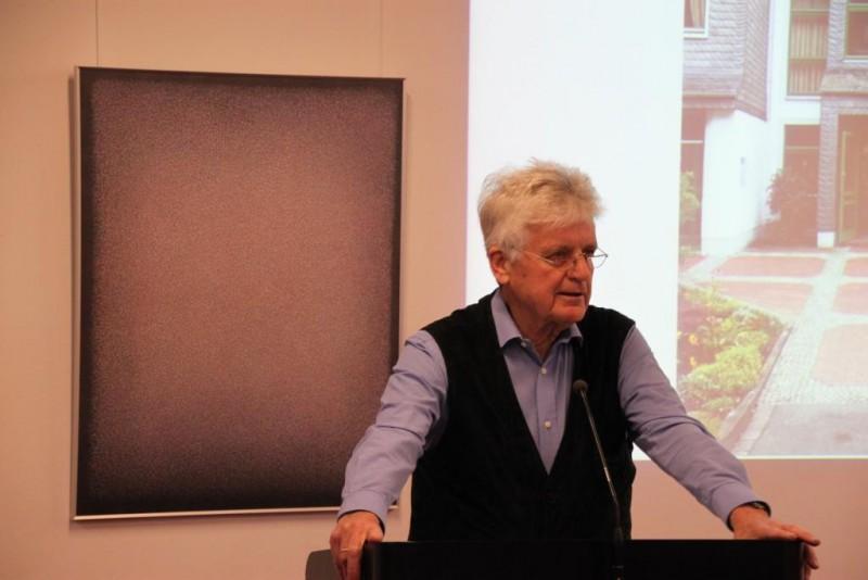 Richter a.D. Heiner Arning