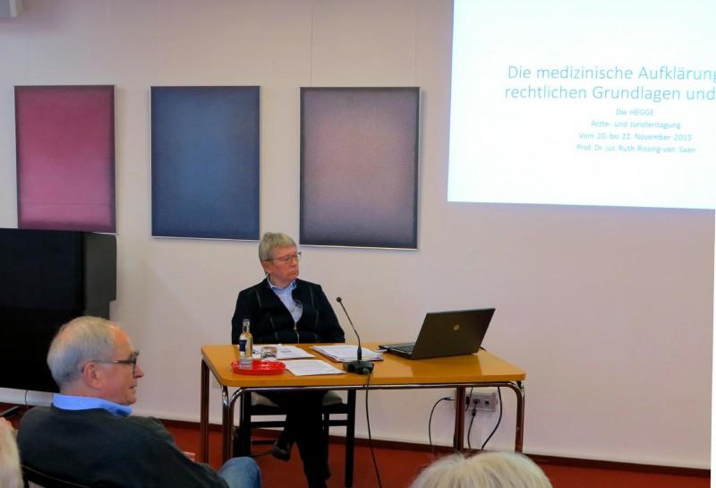 Prof. Dr. Ruth Rissing-van Saan