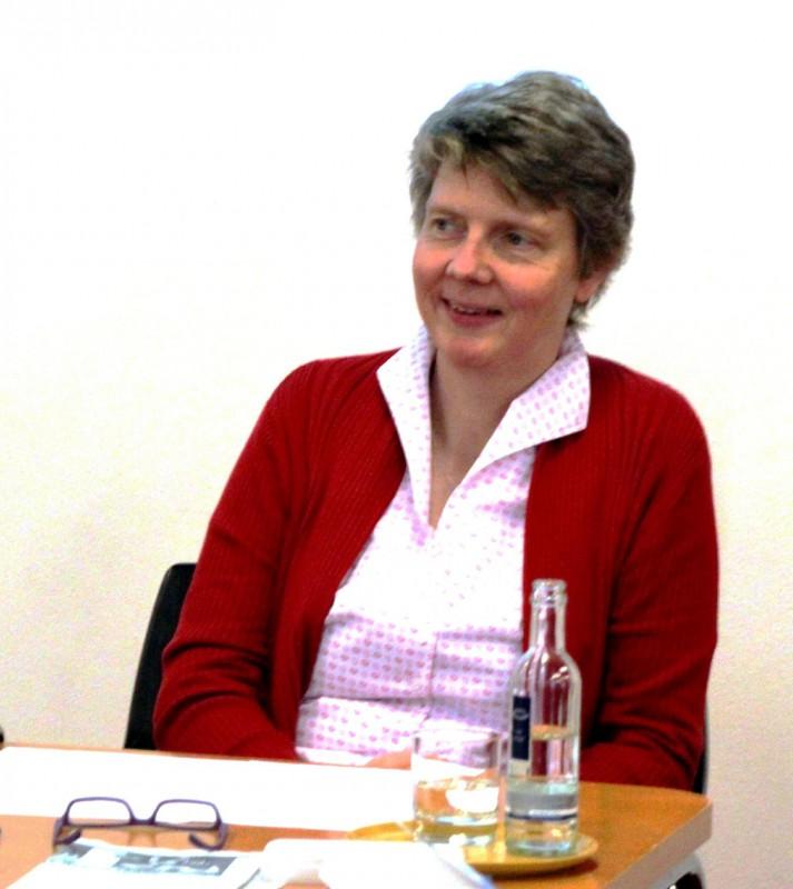 Referentin Claudia Auffenberg
