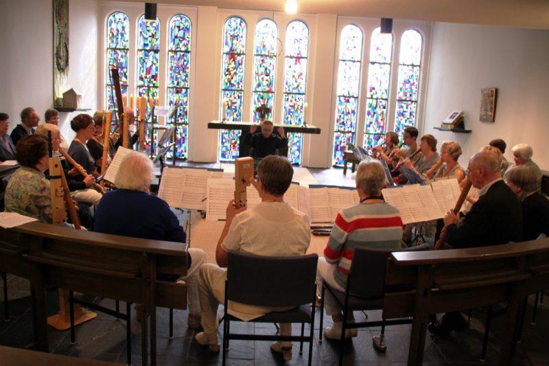 Musikalische Begleitung des Gottesdienstes
