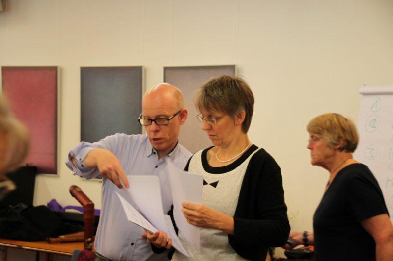 Frank Oberschelp und Angela Eling