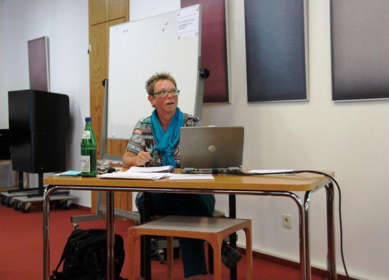 Referentin Birgitt Merkelbach