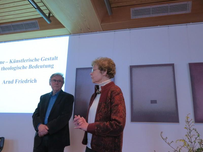 Dr. Arnd Friedrich, Dr. Anna Ulrich