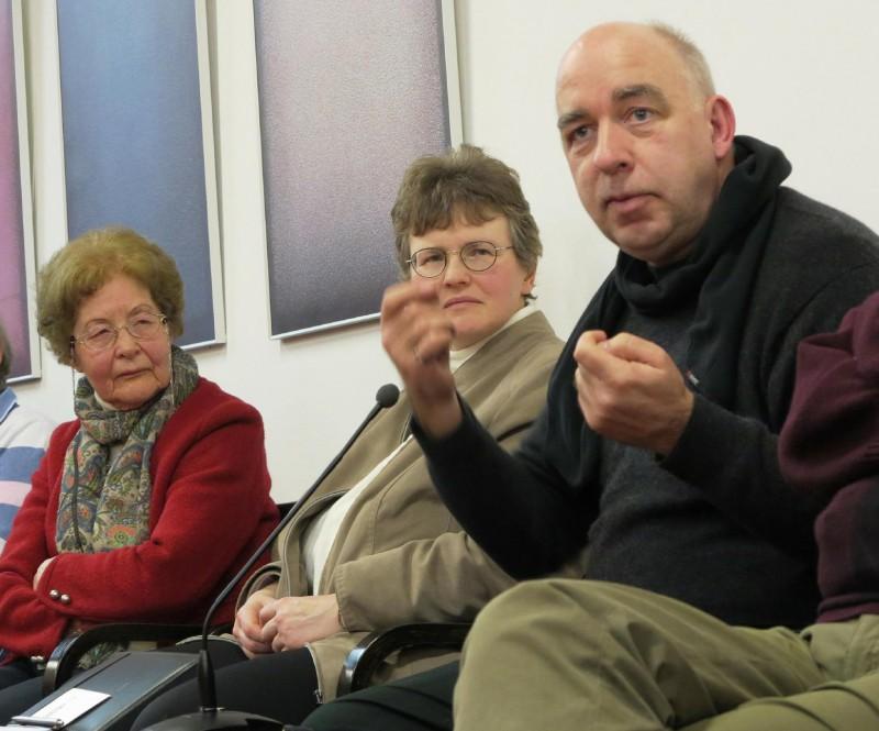 Dr. Anna Ulrich, Dorothee Mann, Dr. Matthias Ludwig
