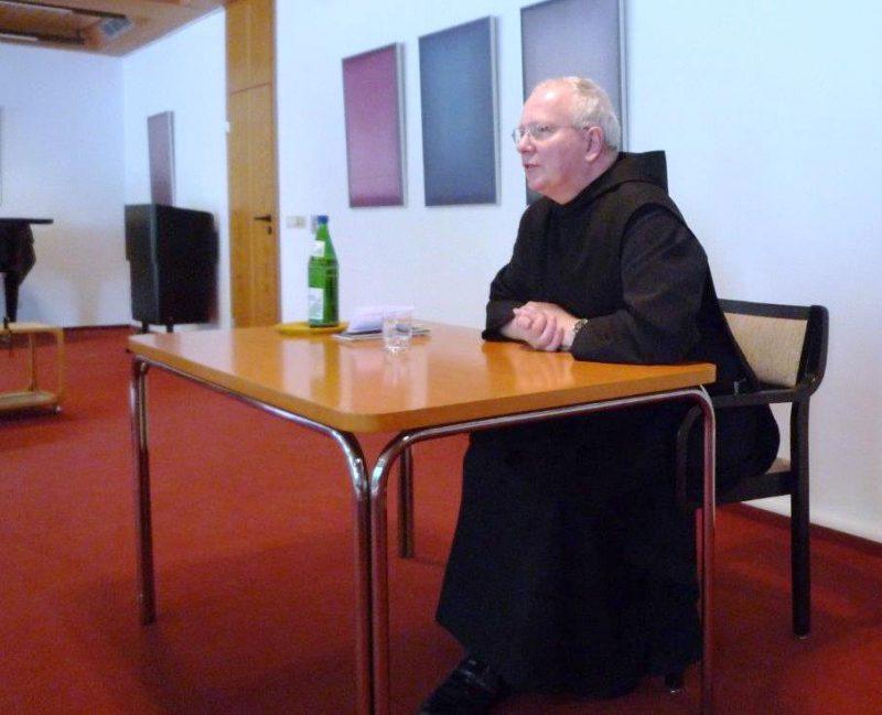 Pater Dr. Daniel Hörnemann, Abtei Gerleve
