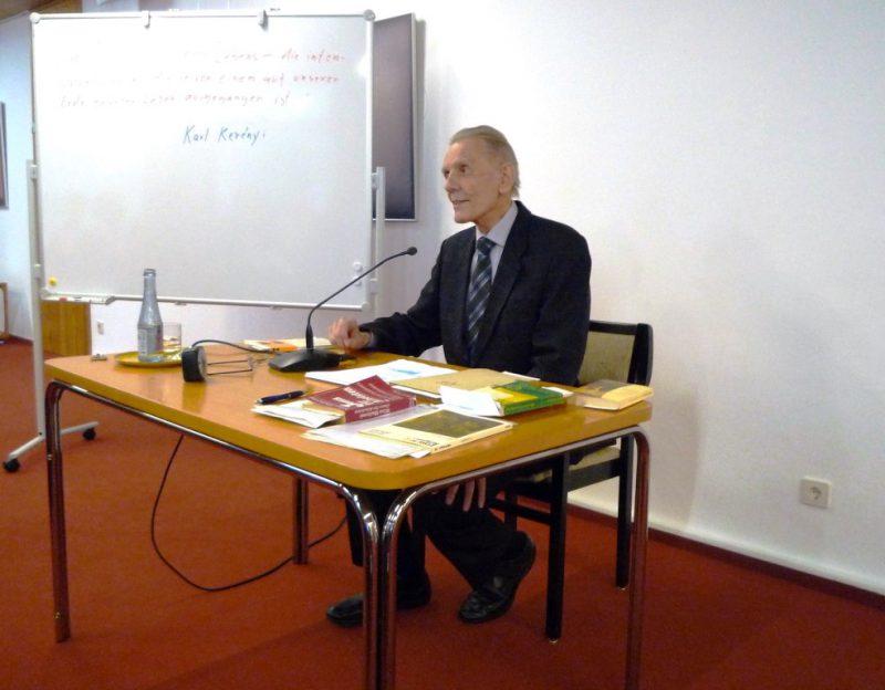 Prof. Reinhard Kösters