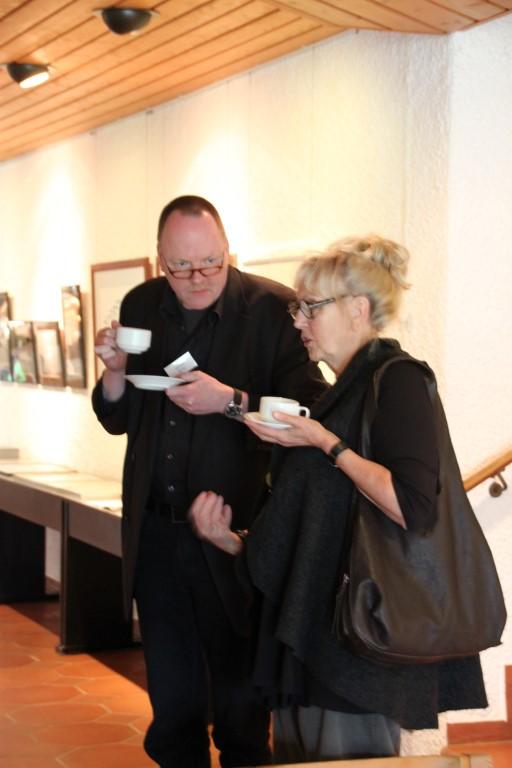 Gerlach Bente im Gespräch mit Marianne Stubenrauch