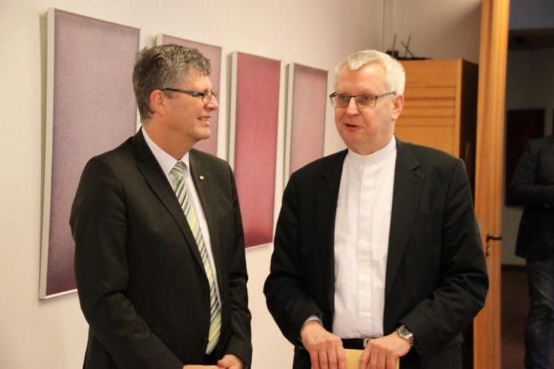Christian Haase MdB und Heinz Erdbürger