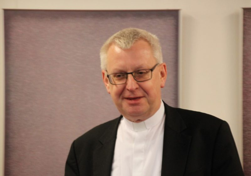 Pfarrer Heinz Erdbürger