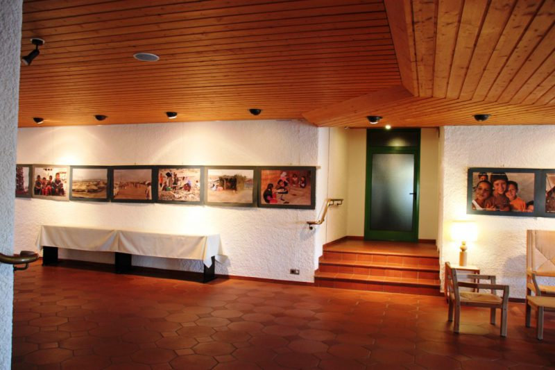 Foto-Ausstellung der Jeziden