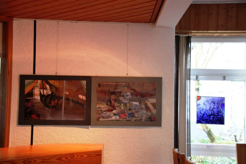 Foto-Ausstellung Jeziden