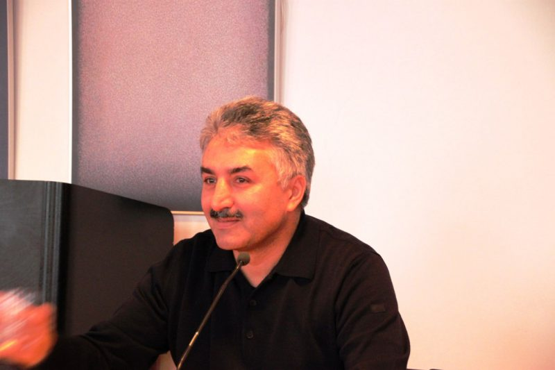 Gespräch mit Aslan Kizilhan