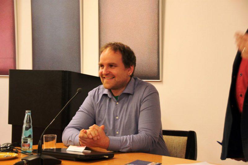 Gespräch mit Martin Mikat