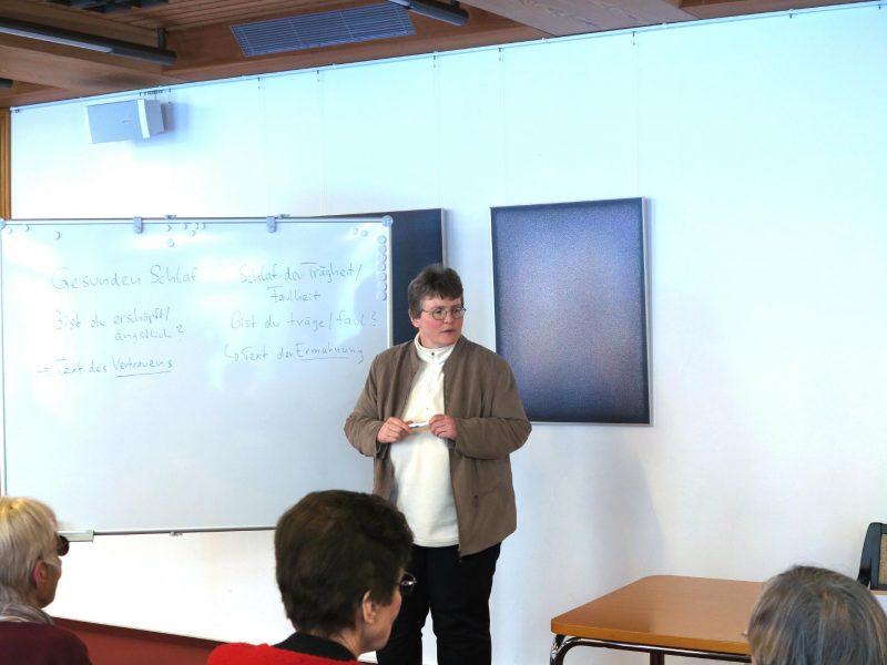 Vortrag von Lic. theol. Dorothee Mann