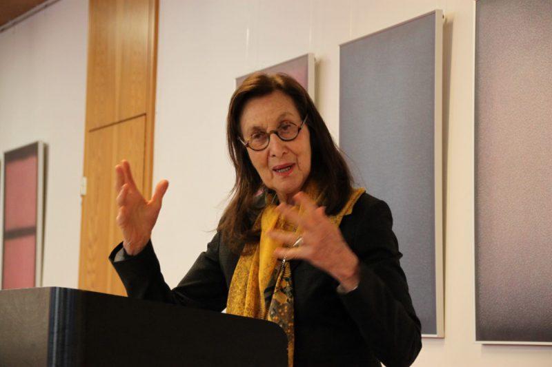 Prof. Dr. Dr. h.c. Eveline Goodman-Thau, Jerusalem