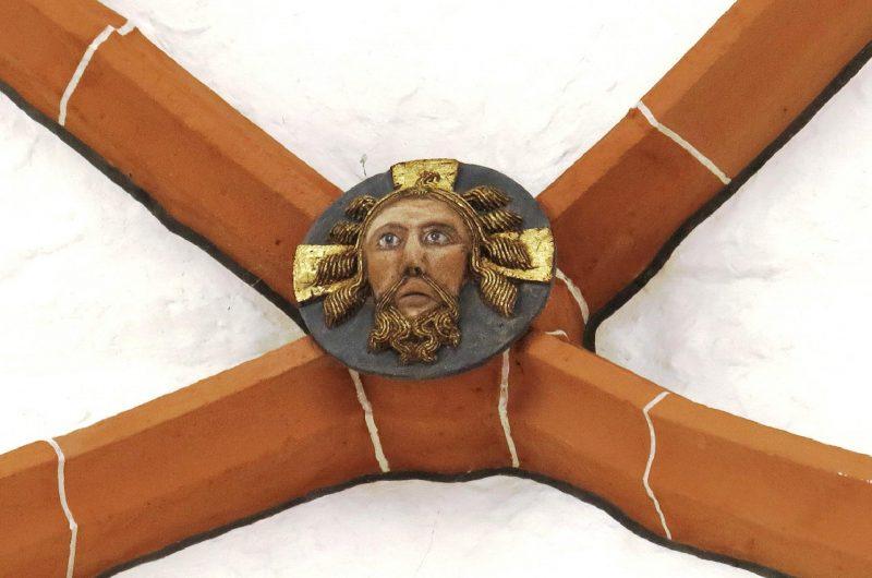 Christus-Schluß-Stein
