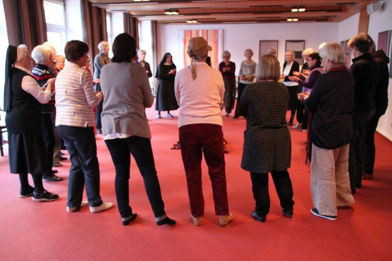 Meditativer Tanz II