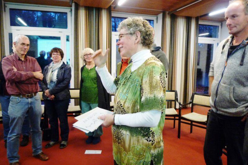 Dagmar Feldmann erklärt