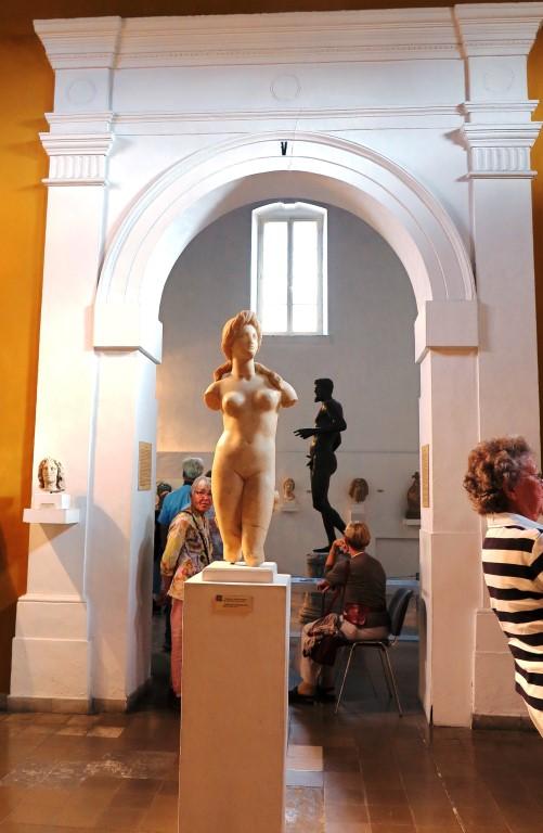 Archäologisches Museum: Aphrodite