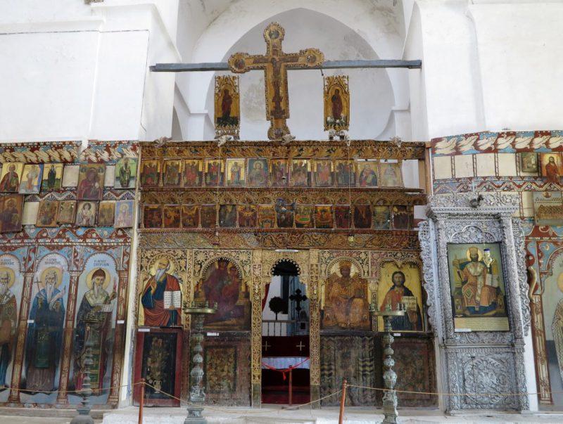 Barnabaskloster: Ikonenmuseum
