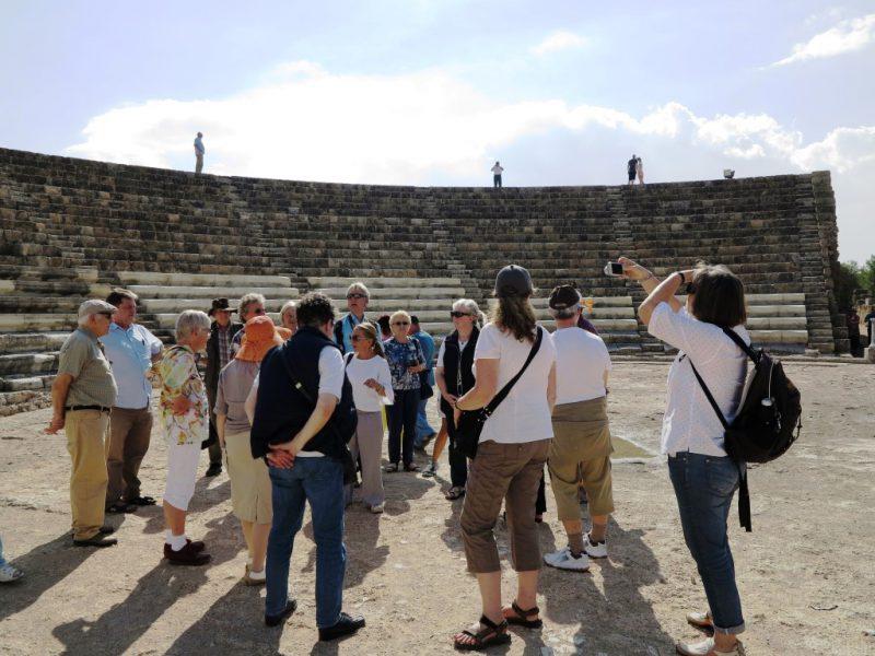 Salamis: Amphitheater