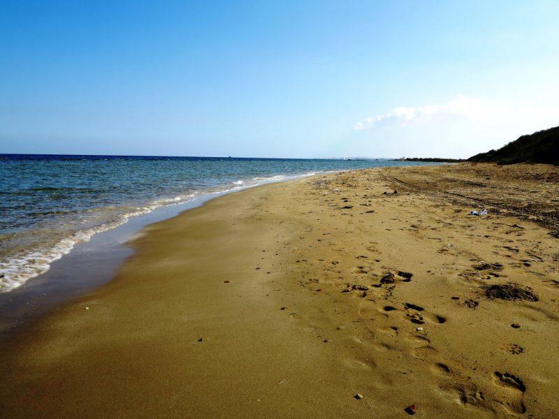 Küstenlandschaft bei Famagusta