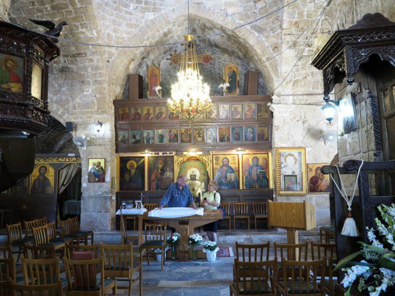 Kirche Agia Kiriaki