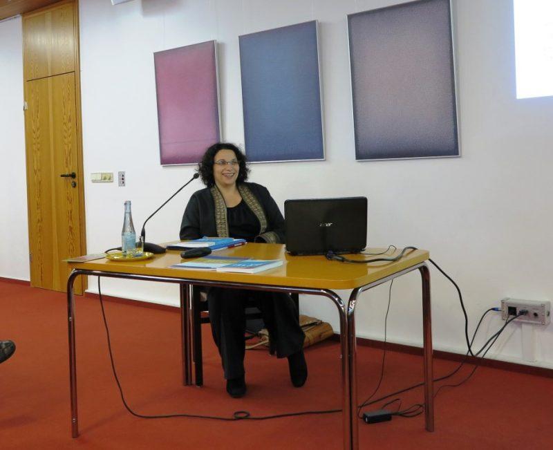 Referentin Prof. Dr. Riem Spielhaus