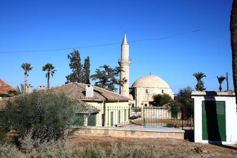 Moschee Hala Sultan Tekke