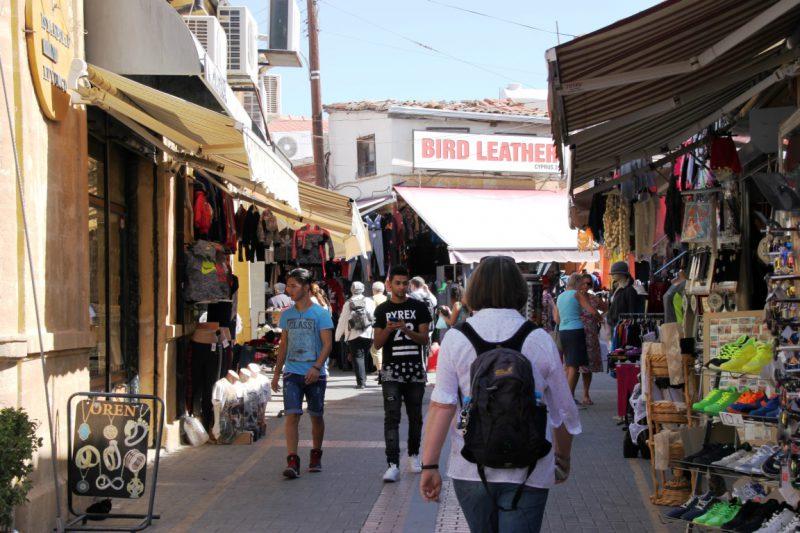 Im Nordteil Nikosias
