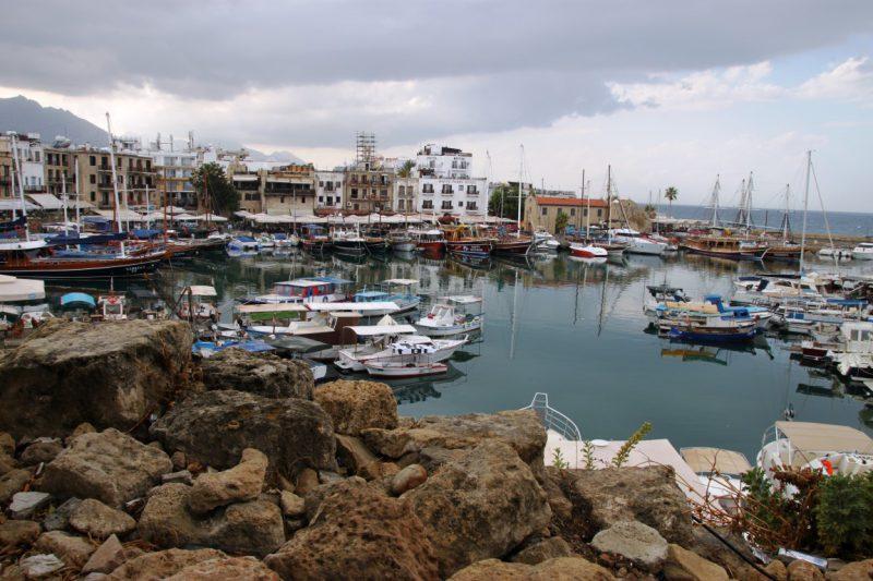 Kyrenia, Hafen
