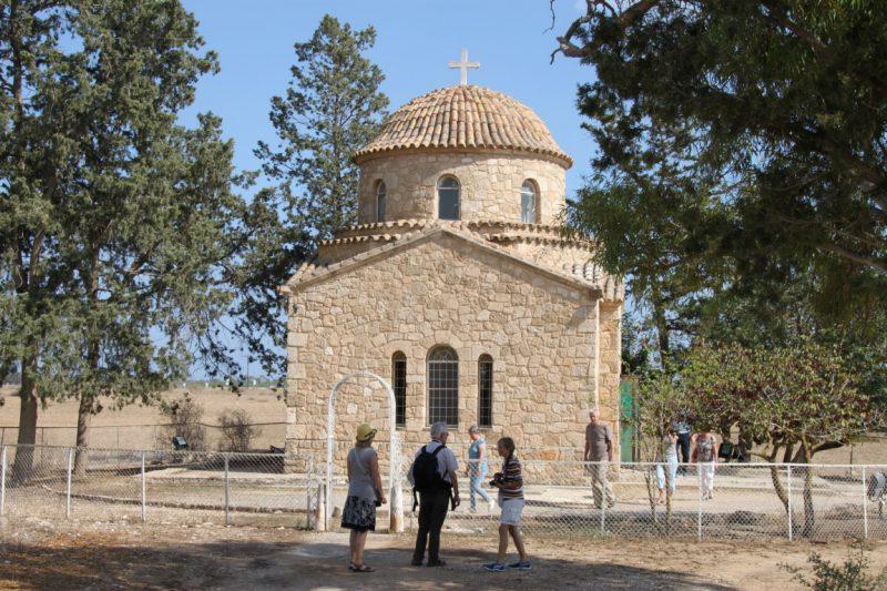 Kapelle mit Grab des Hl. Barnabas
