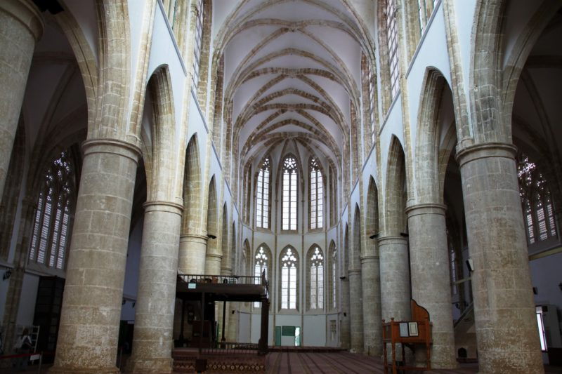 Kathedrale In Famagusta(Moschee)
