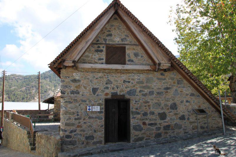 Kirche Archangelos Michail in Pedoulas